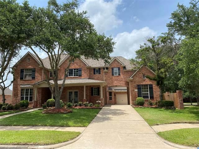 6002 Briar Hill Court, Sugar Land, TX 77479 (MLS #23864190) :: The SOLD by George Team