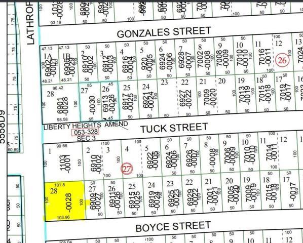 0 Lathrop Lathrop, Houston, TX 77020 (MLS #23869043) :: Texas Home Shop Realty
