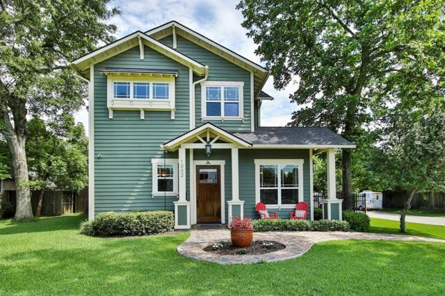 1002 W 41st Street, Houston, TX 77018 (MLS #23870427) :: Texas Home Shop Realty