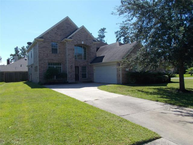 9023 Cedar Run Falls, Tomball, TX 77375 (MLS #23871076) :: Lion Realty Group / Exceed Realty