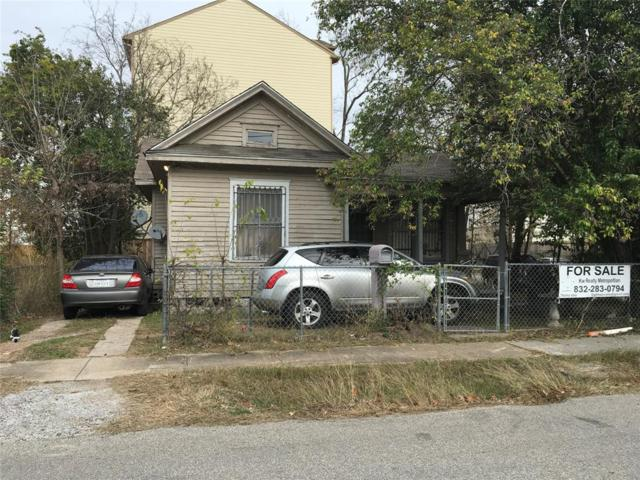 4602 Center Street, Houston, TX 77007 (MLS #23880820) :: Texas Home Shop Realty