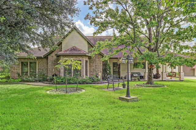 3203 Hamm Road, Pearland, TX 77581 (MLS #23886580) :: The Jennifer Wauhob Team