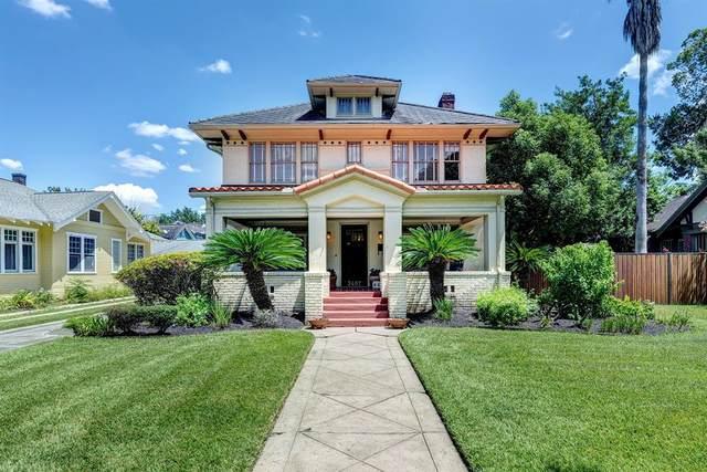 3407 Audubon Place, Houston, TX 77006 (MLS #23900379) :: Green Residential