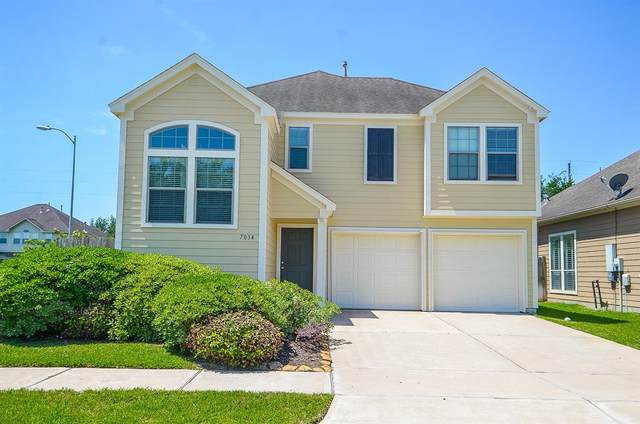 7034 Alcott Manor Lane, Richmond, TX 77407 (MLS #23904887) :: Caskey Realty