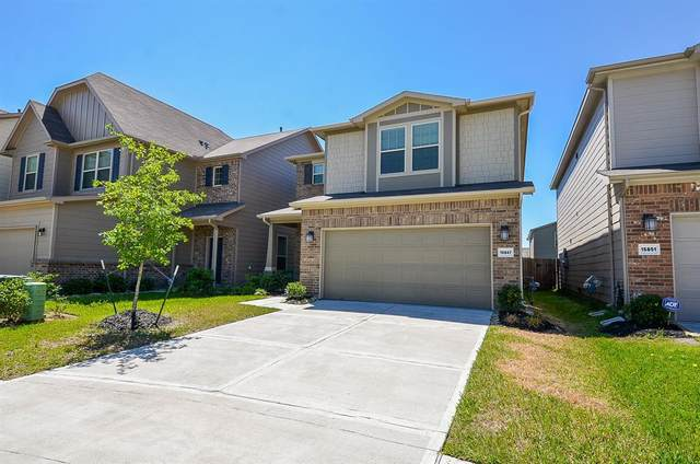 15847 Sunny Stone Drive, Houston, TX 77084 (MLS #23905108) :: The SOLD by George Team