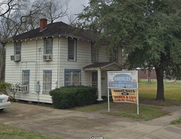 204 E 30th Street, Houston, TX 77018 (MLS #23911298) :: Keller Williams Realty