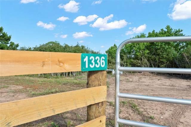 1336 Piney Woods Road, Alleyton, TX 78935 (MLS #23917103) :: Michele Harmon Team