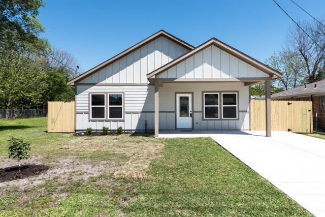 5614 Haight Street, Houston, TX 77028 (MLS #23928417) :: Texas Home Shop Realty
