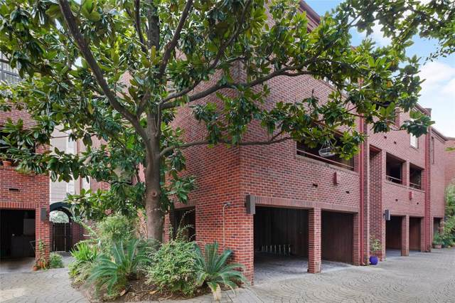1100 Richmond Avenue #5, Houston, TX 77006 (MLS #2394157) :: Giorgi Real Estate Group