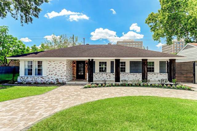 4619 Merwin Street, Houston, TX 77027 (MLS #23945267) :: JL Realty Team at Coldwell Banker, United