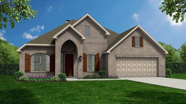 4311 Thetford Manor Trail, Rosharon, TX 77583 (MLS #2395051) :: The SOLD by George Team