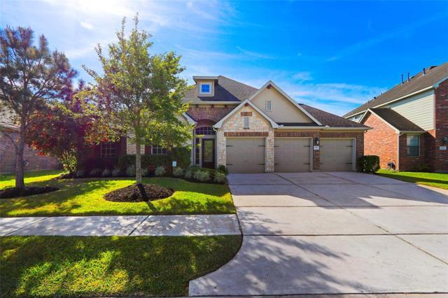 9710 Bonham Lakes Lane, Humble, TX 77396 (MLS #23953822) :: The Home Branch