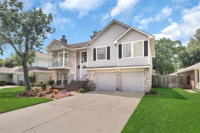 8539 Sunny Ridge Drive, Houston, TX 77095 (MLS #23960932) :: The Property Guys