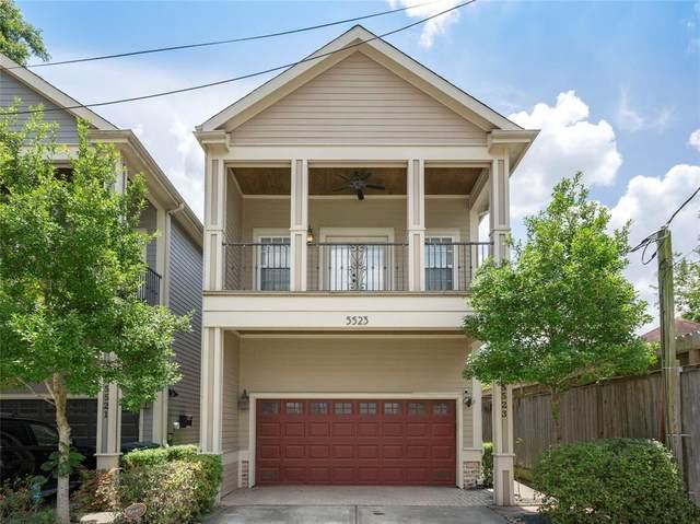 5523 Kansas Street, Houston, TX 77007 (MLS #23961262) :: The Property Guys