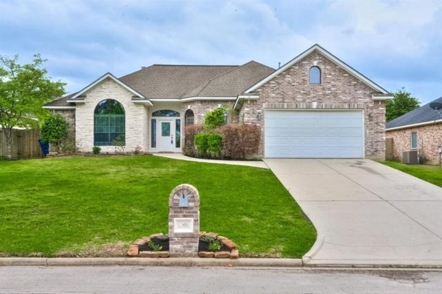 12802 Point Aquarius Boulevard, Willis, TX 77318 (MLS #23964230) :: Texas Home Shop Realty