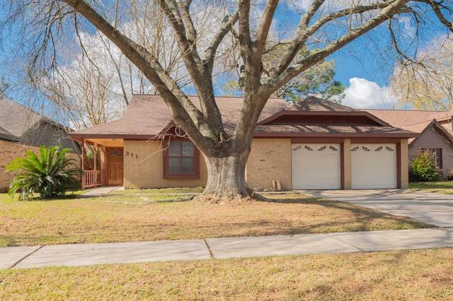 311 Enfield Drive, Highlands, TX 77562 (MLS #23964809) :: The Home Branch
