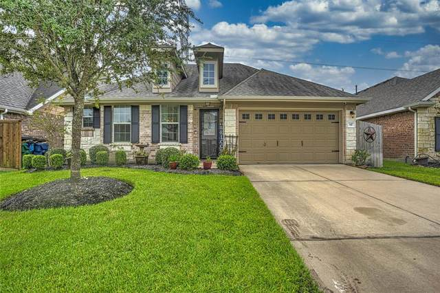 347 Lake Line Drive, Alvin, TX 77511 (MLS #23970876) :: Connect Realty