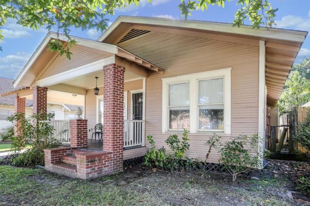 502 Aurora Street, Houston, TX 77008 (MLS #23976001) :: Texas Home Shop Realty