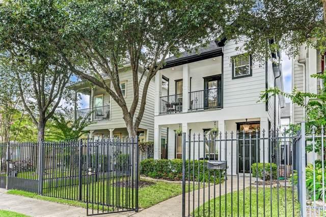 1022 E 27th Street, Houston, TX 77009 (MLS #23977299) :: The Heyl Group at Keller Williams