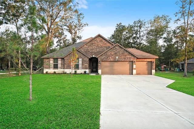 9191 White Tail Drive, Conroe, TX 77303 (MLS #23977315) :: Texas Home Shop Realty