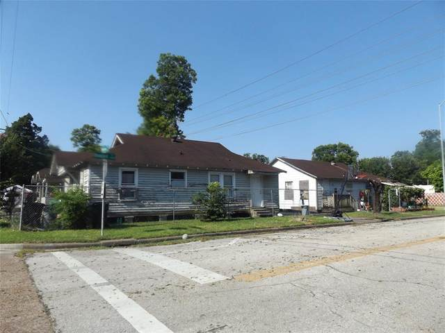5617 Elysian Street #8, Houston, TX 77009 (MLS #23988012) :: Green Residential