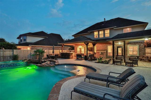 22010 Summer Shower Court, Cypress, TX 77433 (MLS #23993545) :: The SOLD by George Team