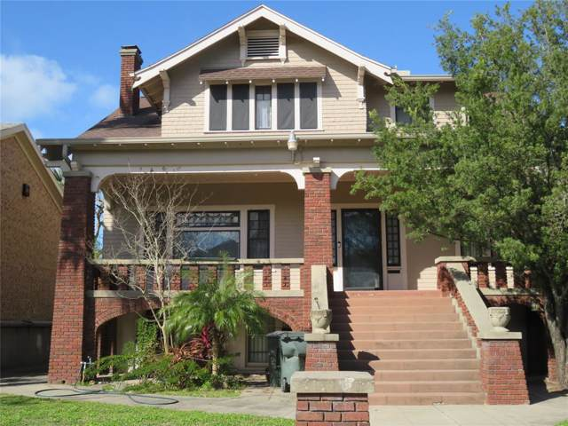 2620 Avenue O, Galveston, TX 77550 (MLS #23998553) :: Giorgi Real Estate Group