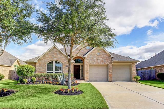 14103 Green Thicket Drive, Pearland, TX 77584 (MLS #24011732) :: Fairwater Westmont Real Estate