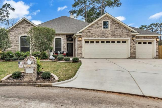 2827 Sunburst Lane, Montgomery, TX 77356 (MLS #24012470) :: Montgomery Property Group
