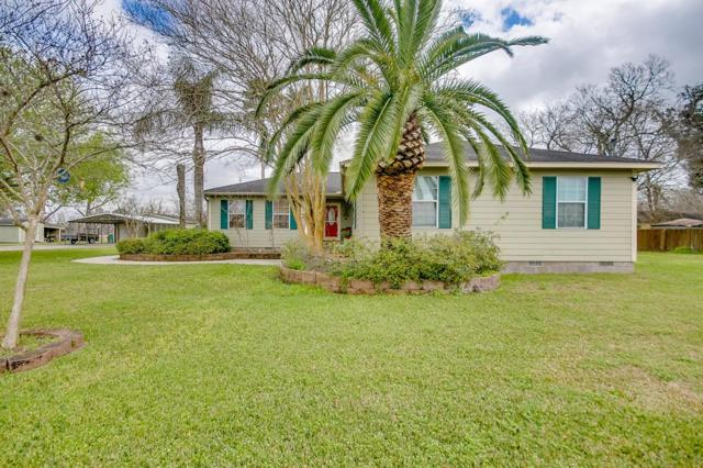 1525 Garden Road, Pearland, TX 77581 (MLS #24019900) :: Green Residential