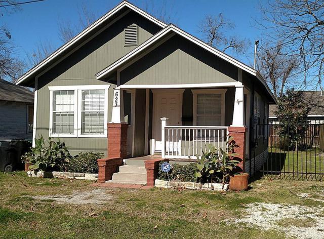 623 E 28th Street, Houston, TX 77008 (MLS #24025251) :: Magnolia Realty