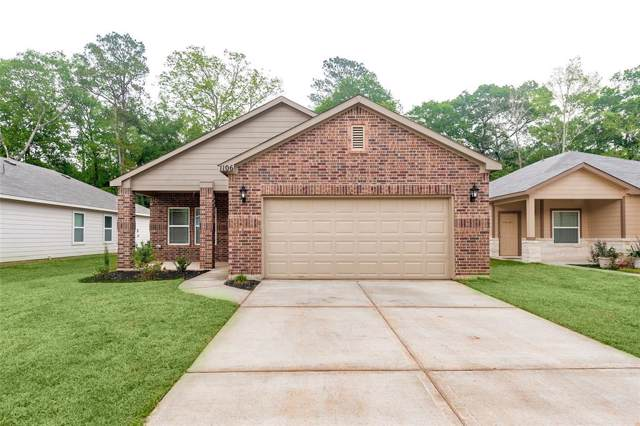 1106 Parkhurst, Cleveland, TX 77327 (MLS #24030920) :: The SOLD by George Team
