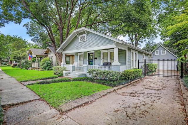 1019 Le Green Street, Houston, TX 77009 (MLS #24035889) :: Texas Home Shop Realty