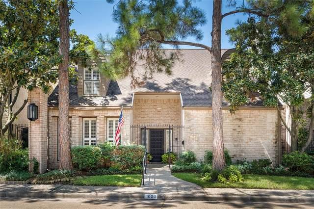 1020 Townplace Street, Houston, TX 77057 (MLS #24040222) :: The Wendy Sherman Team