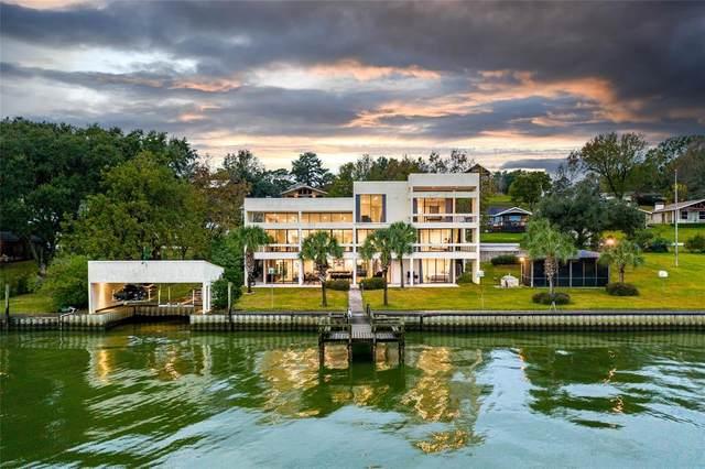 210 Lakeway Drive, Coldspring, TX 77331 (MLS #24042299) :: My BCS Home Real Estate Group