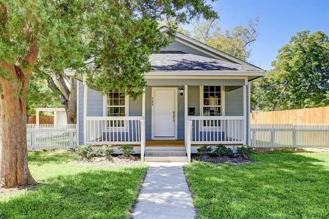 508 S 4th Street, La Porte, TX 77571 (MLS #24046901) :: Green Residential