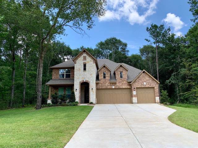 11206 Quiet Lake Drive, Conroe, TX 77304 (MLS #24055669) :: Giorgi Real Estate Group