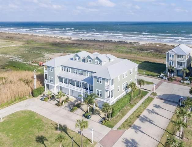 1826 Seaside Drive, Galveston, TX 77550 (MLS #24060854) :: The Freund Group