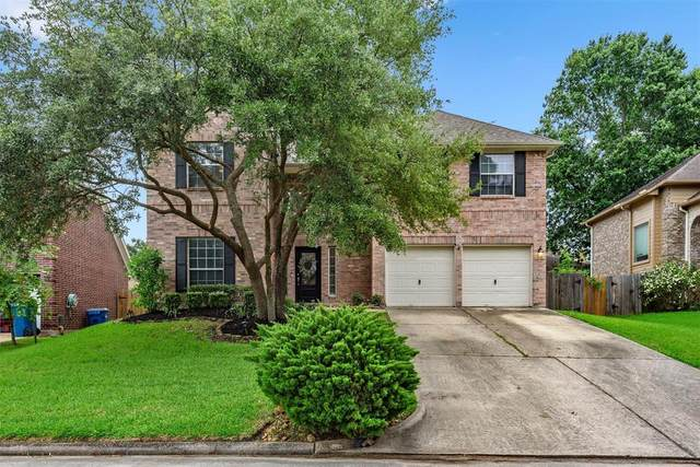 8615 Cross Country Drive, Humble, TX 77346 (MLS #2406119) :: The SOLD by George Team