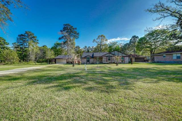 16507 Walnut Springs Lane, Magnolia, TX 77355 (MLS #24061372) :: Lisa Marie Group | RE/MAX Grand