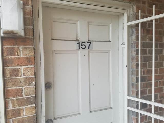 6305 Westward Street #157, Houston, TX 77081 (MLS #24062133) :: Lerner Realty Solutions