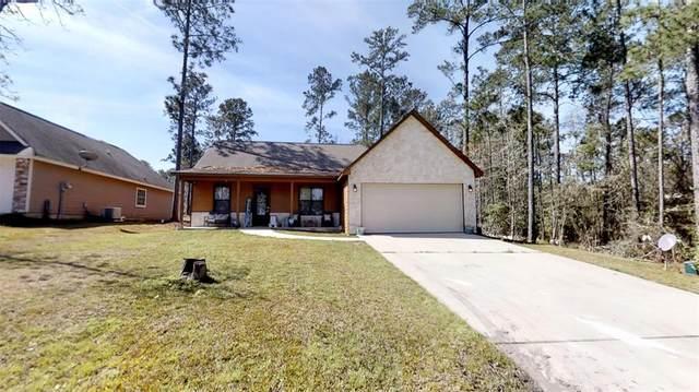 201 Lakeway Drive, Brookeland, TX 75931 (MLS #24076838) :: Lerner Realty Solutions