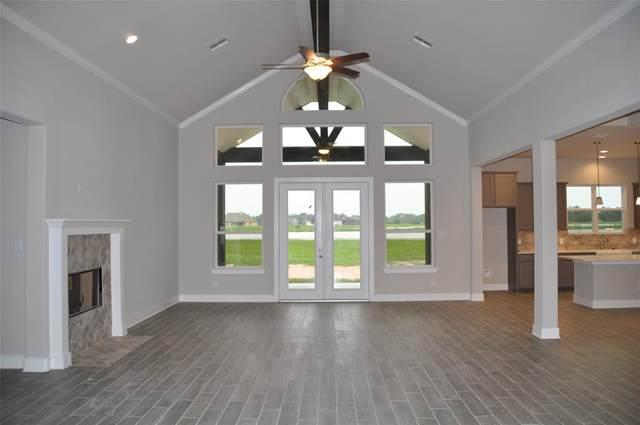 22710 Chenango Lake Drive, Angleton, TX 77515 (MLS #24088818) :: My BCS Home Real Estate Group