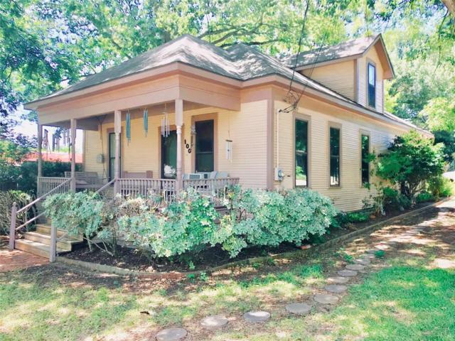 100 East Chauncy Street, Brenham, TX 77833 (MLS #24091174) :: Krueger Real Estate
