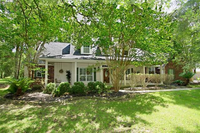 619 Vista Del Lago Drive, Huffman, TX 77336 (MLS #24095373) :: Bray Real Estate Group