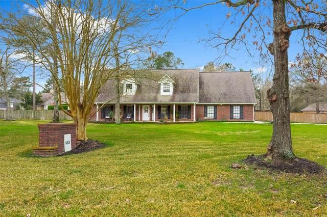 14626 Timbergreen Drive, Magnolia, TX 77355 (MLS #2409648) :: The Sansone Group