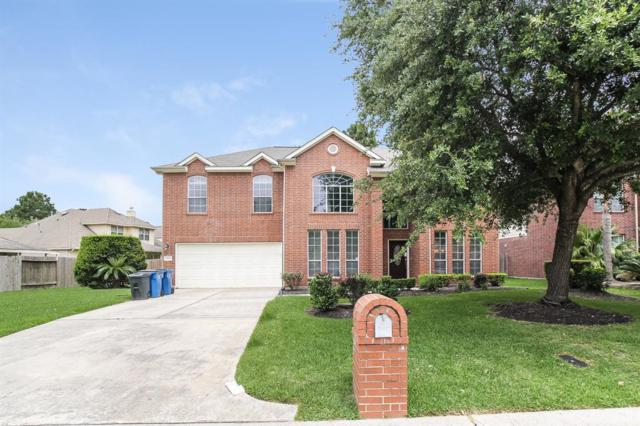 8923 Sailing Drive, Humble, TX 77346 (MLS #24109798) :: The SOLD by George Team