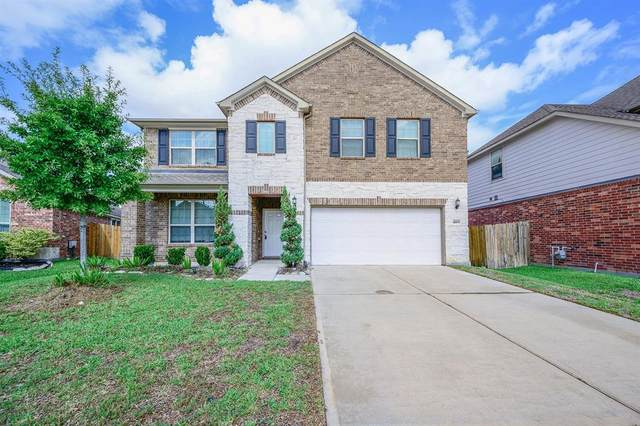 26070 Haggard Nest Drive, Katy, TX 77494 (MLS #24114892) :: The Freund Group