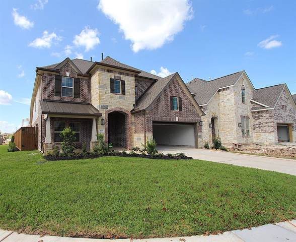 640 Garcitas Court, Webster, TX 77598 (MLS #24115912) :: The SOLD by George Team