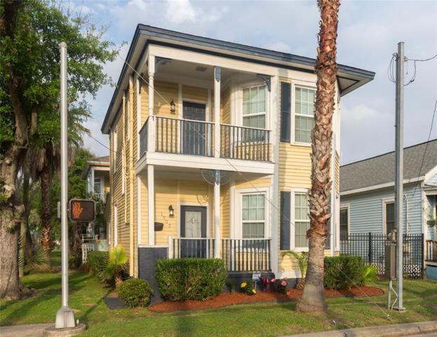 1702 21st Street, Galveston, TX 77550 (MLS #24121493) :: Texas Home Shop Realty